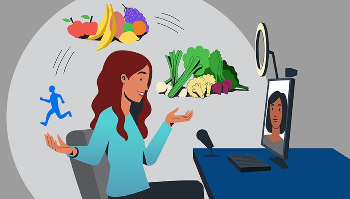 Why should you hire an online nutrition coach?