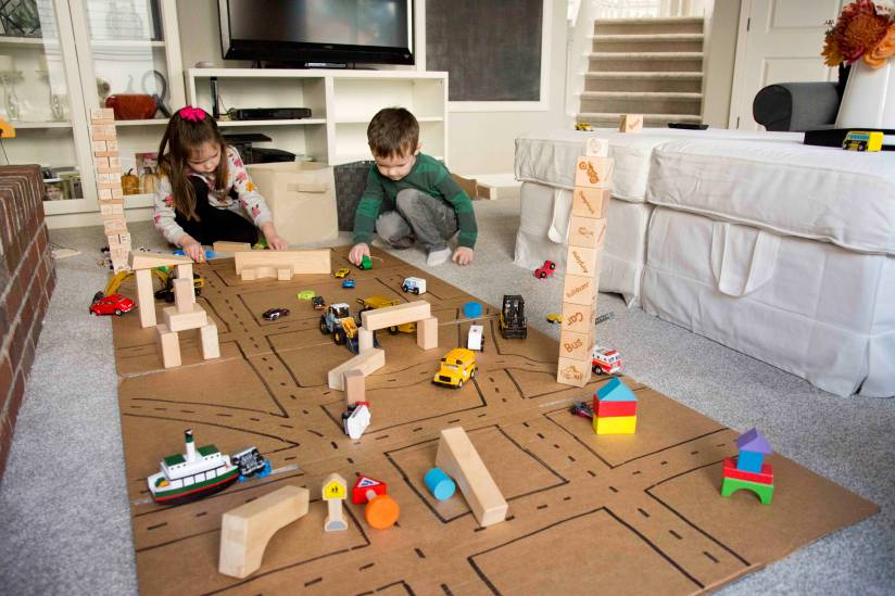 Making a room for children – A few tips