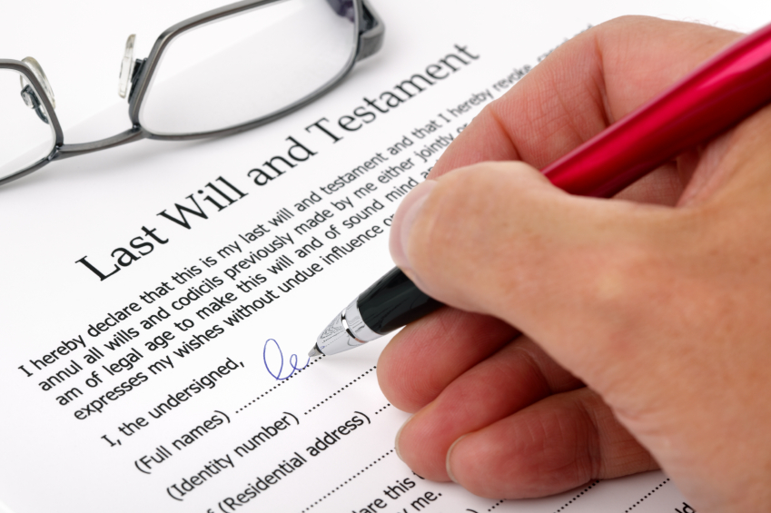 Why should you make a will?