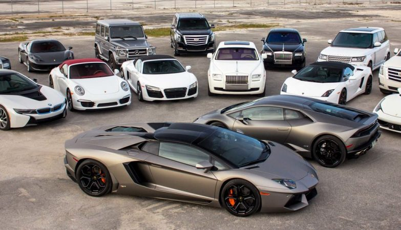 Tips to rent a luxury car